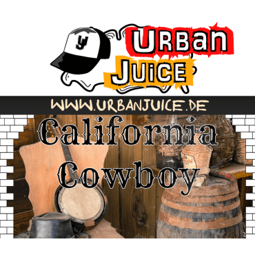 Ultrabio - Urban Juice California Cowboy - 10ml (Aroma)