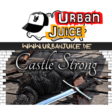 Ultrabio - Urban Juice Castle Strong - 10ml (Aroma)