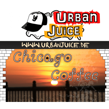 Ultrabio - Urban Juice Chicago Coffee - 10ml (Aroma)