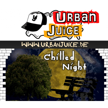 Ultrabio - Urban Juice Chilled Night - 10ml (Aroma)