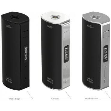 Eleaf - iStick TC 60W - matt black (Mod)