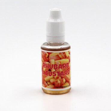 Vampire Vape - Rhubarb And Custard - 30ml (Aroma)