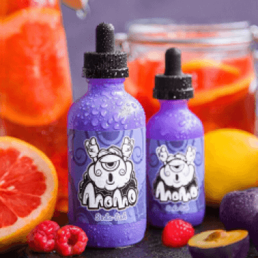Momo - Soda Lish - 50ml (Liquid), 0mg/ml, 80/20 VG/PG
