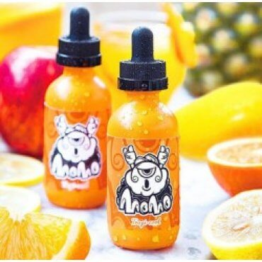 Momo - Tropi Cool - 50ml (Liquid), 0mg/ml, 80/20 VG/PG