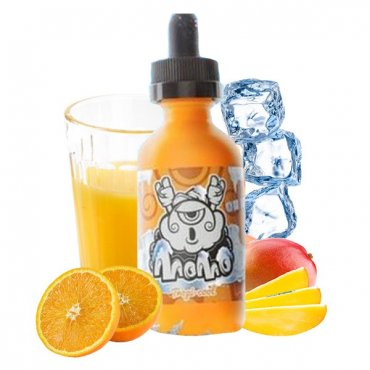 Momo - Tropi Cool ICE - 50ml (Liquid), 0mg/ml, 80/20 VG/PG