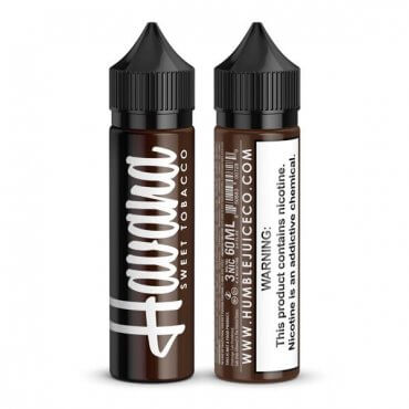 Humble PLUS - Havana Sweet Tobacco - 100ml (Liquid), 0mg/ml, 80/20 VG/PG