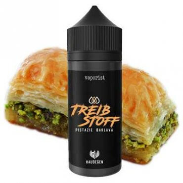 Vaporist - Treibstoff by Haudegen Pistazie Baklava - 100ml (Liquid), 0mg/ml, 70/30 VG/PG