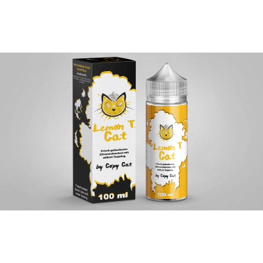 Lemon T. Cat - Copy Cat Liquid 100ml 0mg