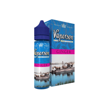 VoVan - Vaperson Ginger - 50ml (Liquid), 0mg/ml, 70/30 VG/PG