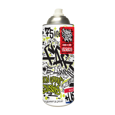Element E-Liquid - Far Neon Green Slushie - 100ml (Liquid), 0mg/ml, 70/30 VG/PG