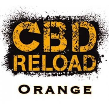 CBD Reload - Tropfen Orange 1000mg - 15ml (Aroma)