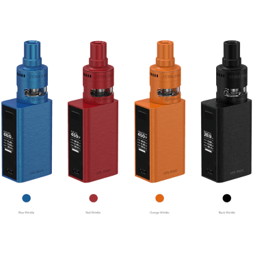 Joyetech - eVic Basic 60w & Cubis Pro Mini - orange (Kit), 2ml Tank