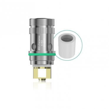 Eleaf - EC-Ceramic (Coil), 0.5 Ohm, 5 Stk.