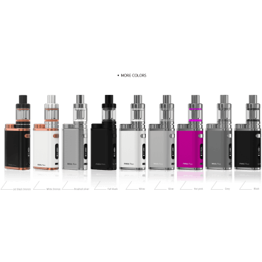 Eleaf - iStick Pico - white (Kit), 2ml Tank
