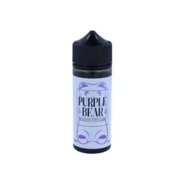 OG Bear - Purple Bear - 100ml (Liquid), 0mg/ml, 100/0 VG/PG