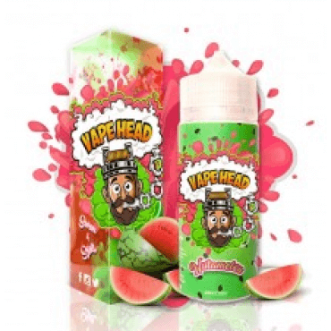 Vape Heads - Wutamelon - 50ml (Liquid), 0mg/ml, 100/0 VG/PG