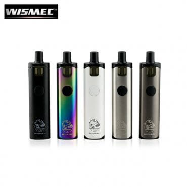 Wismec - Motiv POD - black (Kit), 4ml Tank