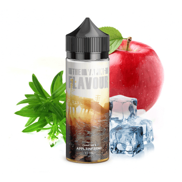 The Vaping Flavour - Ch. 6 Appl3inf3rno - 10ml (Aroma)