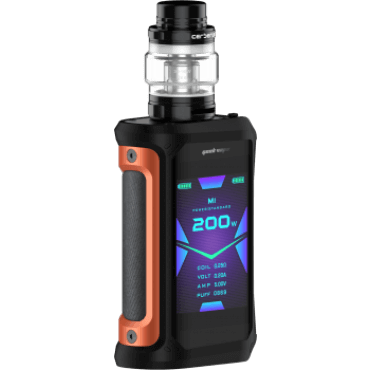Geekvape Aegis X Kit Orange