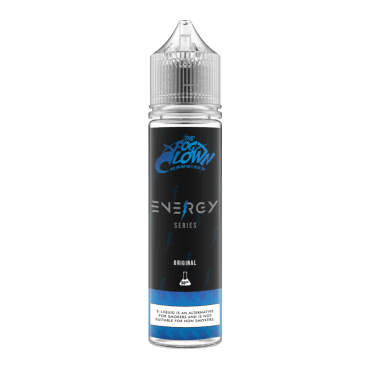 The Fog Clown - Energy Series Original - 50ml (Liquid), 0mg/ml, 70/30 VG/PG
