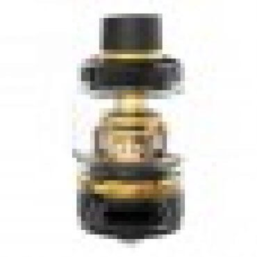 Uwell - Crown 4 DAmpfdidas Edition - schwarz-gold (Tank), 5ml