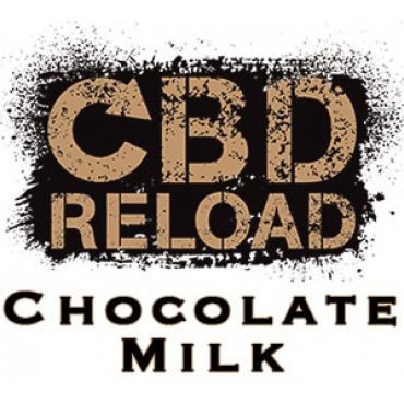 CBD Reload - Tropfen Chocolate Milk 1000mg - 15ml (Aroma)