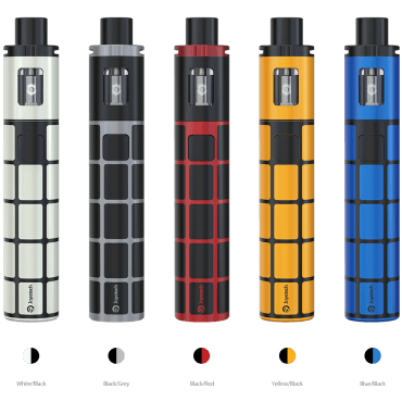 Joyetech - eGo ONE TFTA - black-grey (Kit), 2ml Tank