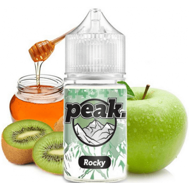 Peak - Rocky - 25ml (Liquid), 0mg/ml, 70/30 VG/PG