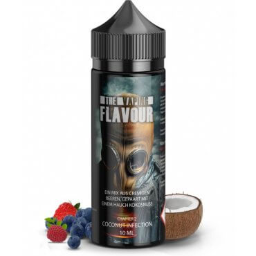 The Vaping Flavour - Ch. 2 Coconut Infection - 10ml (Aroma)