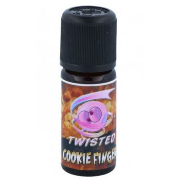 Twisted Vaping - Cookie Finger - 10ml (Aroma)