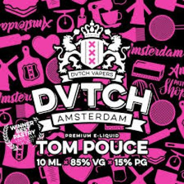 DVTCH - Tom Pouce - 10ml (Liquid), 6mg/ml, 70/30 VG/PG
