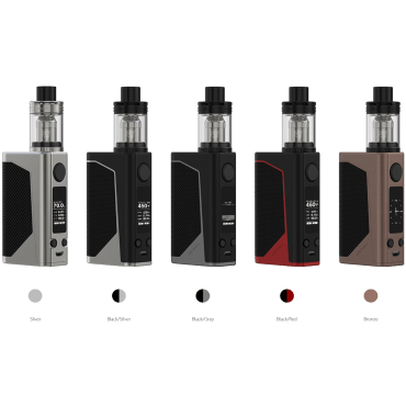Joyetech - eVic Primo 2.0 with UNIMAX 2 228W - schwarz-grau (Kit), 5ml Tank