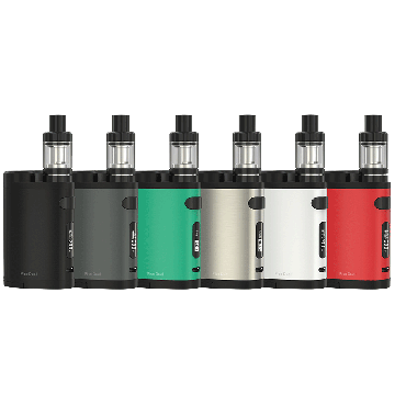 Eleaf - Pico Dual - schwarz (Kit), 2ml Tank