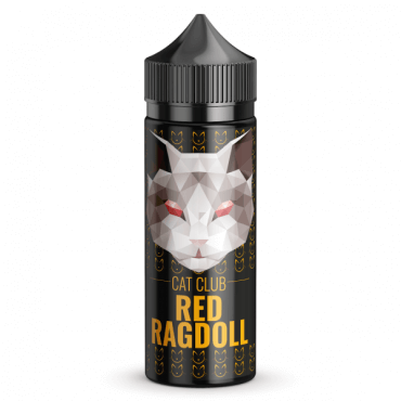 Cat Club Aroma - Red Ragdoll