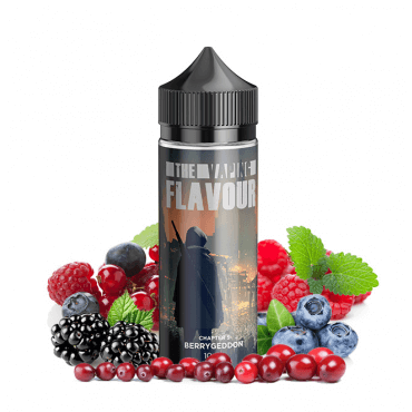 The Vaping Flavour - Ch. 5 Berrygeddon - 10ml (Aroma)