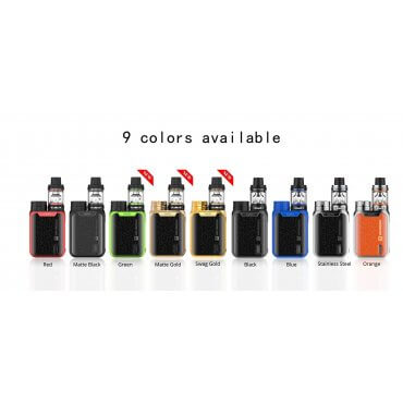Vaporesso - Swag - orange (Kit), 2ml Tank
