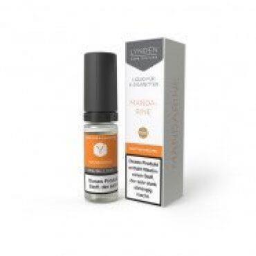 Lynden - Mandarine - 10ml (Liquid), 0mg/ml, 70/30 VG/PG