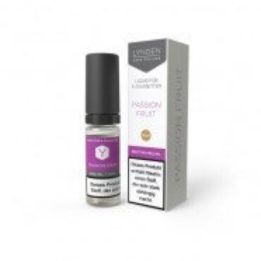 Lynden - Passion Fruit - 10ml (Liquid), 0mg/ml, 70/30 VG/PG