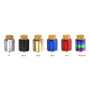 Vandy Vape - Pulse 22 BF RDA - schwarz (Tank), 1ml