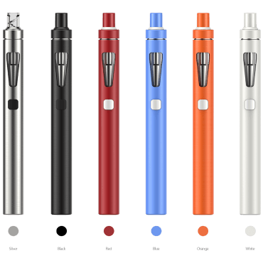 Joyetech - eGo AIO D16 - orange (Kit), 2ml Tank