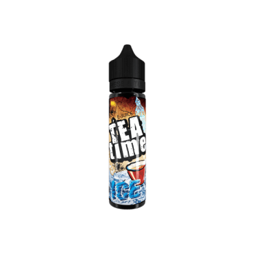VoVan - Tea Time Ice - 50ml (Liquid), 0mg/ml, 70/30 VG/PG