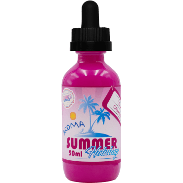 Dinner Lady - Summer Holidays Cola Cabana - 50ml (Liquid), 0mg/ml, 70/30 VG/PG