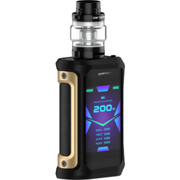 Geekvape Aegis X Kit Gold