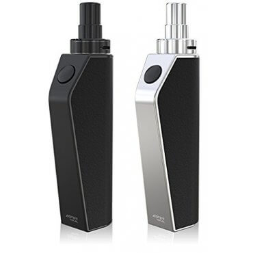 Eleaf - ASTER Total - schwarz (Kit), 3.2ml Tank