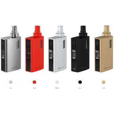 Joyetech - eGrip II - schwarz (Kit), 3.5ml Tank
