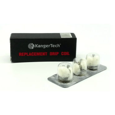 Kanger - Subdrip Replacement Coils (Coil), 0.2 Ohm, 3 Stk.